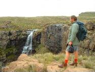 Hiking in Central Drakensberg